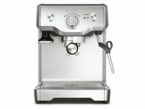 New Breville Duo Temp Pro Espresso Maker Machine w/15 Bars 1600 Watt BES810BSS