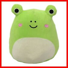 New Stuffed Frog 16''40cm Wendy Soft Plush Soft Toy Squishmallow Green Xmas Gift