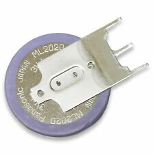 Panasonic ML2020/G1AN, Dreamcast CMOS Battery, ML2020 G1AN Lithium Rechargeable