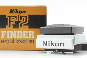 """""""MINT in Box"""" Nikon DW-1 Waist Level Finder for F2 From JAPAN #127"""
