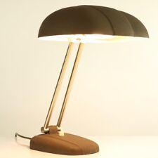BAG Turgi Tisch Lampe Sigfried Giedion Design Büro Leuchte 40er 50er Jahre