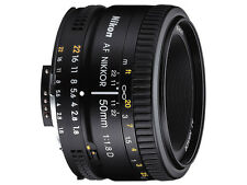 Christmas Deals Sale 50mm 1.8 D Nikon 50 mm f/1.8D Af Nikkor Lens 2137 Retail