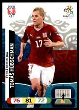 Panini Euro 2012 Adrenalyn XL - ?eská republika Tomáš Hübschman (Base card)