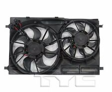 TYC 623540 Dual Rad&Cond Fan Assy for Ford Transit 150/250/350 2015-2016 Models