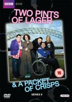 Two Pints of Lager and a Packet of Crisps: Series 9 DVD (2011) Natalie Casey
