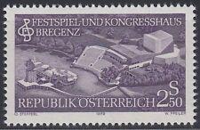 Österreich Austria 1979 ** Mi.1623 Bregenz Festspielhaus Festival Hall