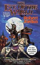 Wheel of Time #1: The Eye of the World by Robert Jordan (1990, Mass Market PB)