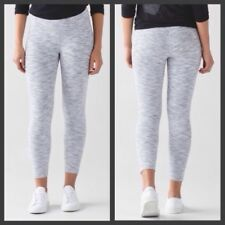 Lululemon Wunder Under HR Tight Luon Pant WAGG sz 6 Wee Are From Space 7/8 NWT