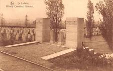 R333551 Kemmel. La Laiterie. Military Cemetry. Nels. Ern. Thill