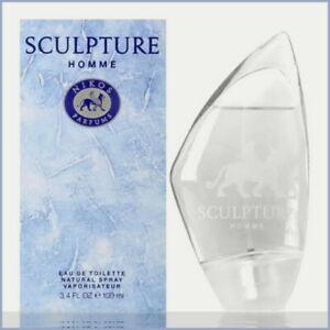 Nikos - Sculpture Homme - 100 ml Eau de Toilette - Original verpackt