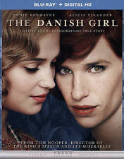 The Danish Girl (Blu-ray Disc, 2016) - **DISC ONLY**
