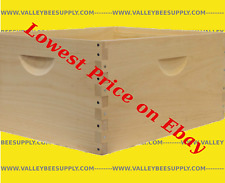 Deep Hive Body or Medium or Shallow (10-Fr or 8-Fr) or Nuc (Deep) -free Shipping