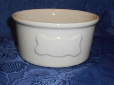 Celebrating Home/Home Interiors Pottery Perfect Small Pet Bowl