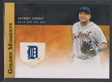 2012 Topps Golden Moments #GM45: Miguel Cabrera(Series 2)