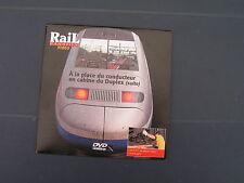DVD Rail Passion en cabine TGV Duplex de LYON a MARSEILLE MONTANAY SATHONAY