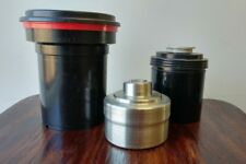 Film Developing Tanks - Lot of Tanks and Reels 35mm film - pre-owned