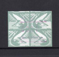 "Rare - Australia Stamp 1993 Green Paper Emu 'UPSIDE DOWN"" FRAMA - MNH"