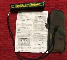 Vintage Coleman 50/2 Ranging Mini Rangefinder W Case &Instruct For Bow Hunting