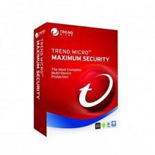 Trend Micro MAXIMUM Security 3 Pcs / 1 Jahr Download