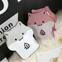Kawai Kids Girls Messenger Bag Mini Hamster Shoulder Bag Handbag Purse J