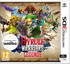 HYRULE WARRIORS Nintendo 3DS Video Game 3 DS Brand New UK Release Sealed