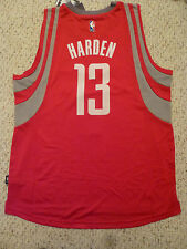 "NWT Adidas Houston Rockets 13 James Harden ""Chinese New Year"" Swingman Jersey XL"