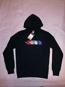 *NEU* The North Face Hoodie Kapuzenpullover Schwarz Gr. M, Farbe: Schwarz