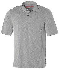 K6834 Signum Herren Kurzarm Shirt Poloshirt Polokragen Silbergrau melange M