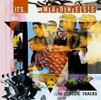 MADNESS it's madness (CD, compilation, 16 tracks) ska, pop rock, very good, 1990