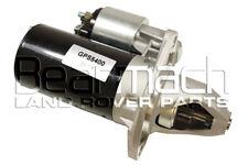 Land Rover Defender 3.5 V8 Carb Starter Motor: Bearmach - RTC6061N