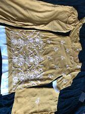 Gorgeous Dress 3 PC Trouser Kameez  Dubata Bargain