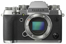 Fujifilm X-T2 24.3MP Mirror-less Digital Camera Body *Graphite Silver Ltd Ed*