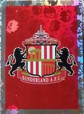 249 SUNDERLAND badge shiny 2016/2017 Topps Merlin Premier League sticker