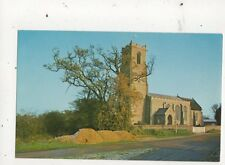 Ranworth Church Norfolk 1960s/70s Postcard 606a