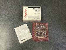OKIDATA 70012801 RS-232C 19.2K INTERFACE BOARD