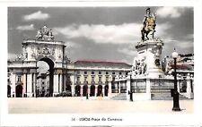 BR26845 Praca da Comercio Lisboa Portugal