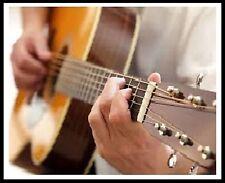 IMPARA a suonare la chitarra principiante ad avanzato passo dopo passo l'apprendimento GRATIS P&P
