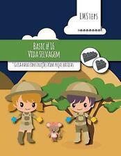 EMSteps Basic: EMSteps #16 Vida Selvagem : Guia para Construções Com Peças...