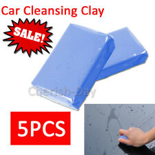 5x Magic Car Clean Clay Truck Auto Vehicle Bar Cars Cleaning Soaps Wash OZ Stock
