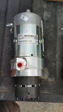 Bucher Hydraulic Amj 4853 M Series Pump Power Unit 12v Dc G7ab