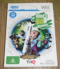 Nintendo Wii Game - UDraw: Dood's Big Adventure