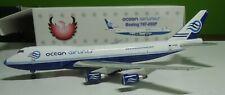 Phoenix Models 1:400 Ocean Airlines 747-200F  # I-OCEA  -  10050