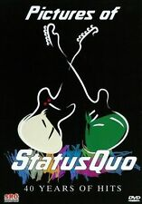 NEW Pictures of Status Quo - Profile of the Psychedelic Rock Band (DVD)
