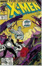 Uncanny X-Men # 248 (Jim Lee, 2nd Printing) (USA, 1989)