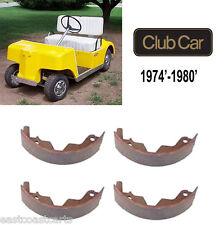 Club Car Caroche 1974'-1980' Mercury Hydraulic Brake Shoes 8227, 8638, 4209
