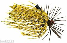 leurre jig BERKLEY PUMPKINSEED  3/4oz 20 gr sandre perche brochet