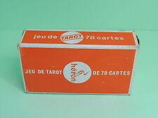 Ancien jeu de Tarot  78 Cartes Héron Qualité France - Vintage game card 70/80's