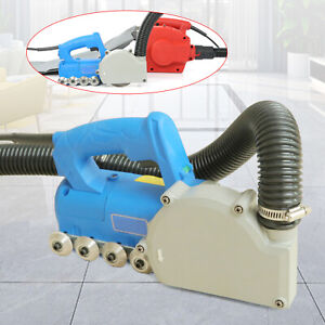 Seam Vacuum Cleaner+ Electric Tile Cleaning Machine Two in One 600-11000r / min