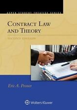Contract Law and Theory: By Posner, Eric A.