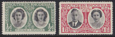 Royalty British Colonies & Territories 2 Number Stamps